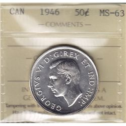 1946 Fifty Cent