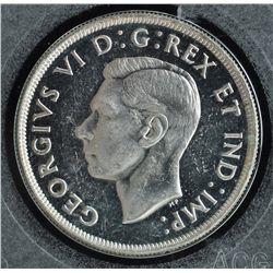 1945 Silver Dollar