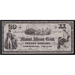 Commercial College Currency