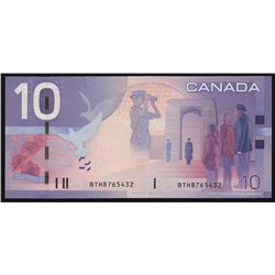 2005 Bank of Canada $10 Descending Ladder