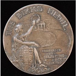 Birks Medal