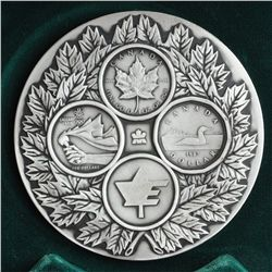 Royal Canadian Mint Medal