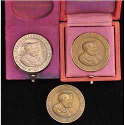 Numismatist's Medals