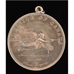 1876 Philadelphia Exhibition Awarded to a Canadian
