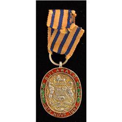 Rhodesia Railway Medal