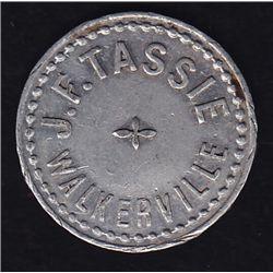 Token - J.F. Tassie