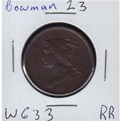 Bowman 23.