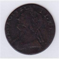 1762 Mule - George II & III.