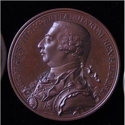 Hudson Bay Proof Medal.