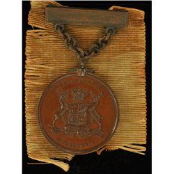 New Brunswick Medal.