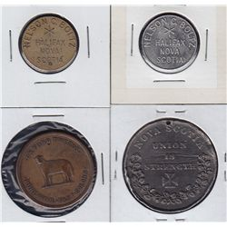 Nova Scotia Medallions.