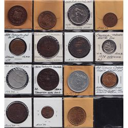 Medallions of Toronto.