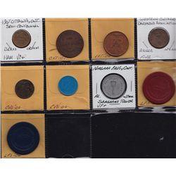 Ontario Medallions.