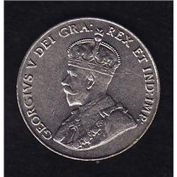 1925 Five Cent.