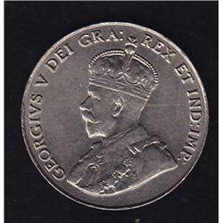 1926 Five Cent Near 6.