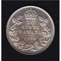 1935 Ten Cent.