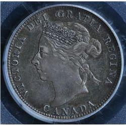 1899 Twenty Five Cent.