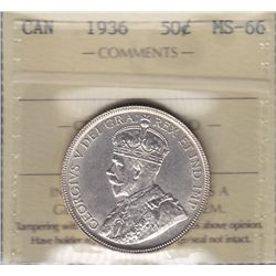 1936 Fifty Cent.