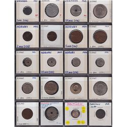 Lot of  World Coins.
