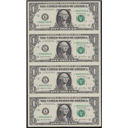 USA Treasury Folders Note Selection, Regular & Replacements.