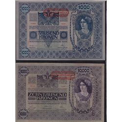 Lot of 114 Foreign Banknotes.