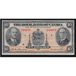 1935 Royal Bank of Canada $10.