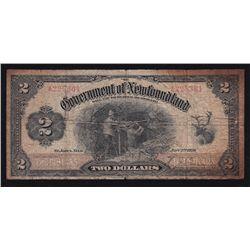 1920 Newfoundland $2.