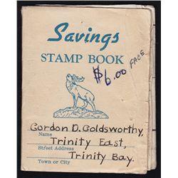 War Savings Stamps.