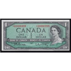 1954 Bank of Canada $1.