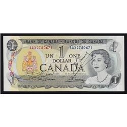 1973 Bank of Canada $1.