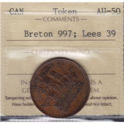 CH PE-10-39, Lee's 39.