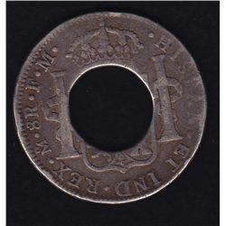 PEI Holey Dollar  CH PE-1A.