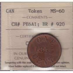 CH PE-6A1, BR 920.