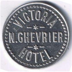 Victoria Hotel.