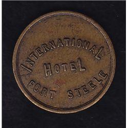 International Hotel - Ft. Steele, BC.