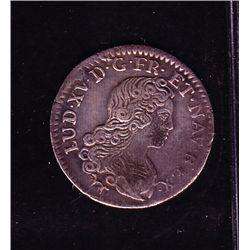 1720 A Twenty Sols