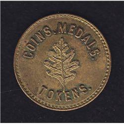 Numismatic Card