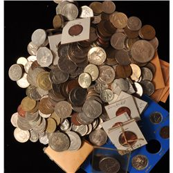 Miscellaneous Lot of Coins
