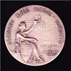 Diamond Hall Silver Medal - Toronto