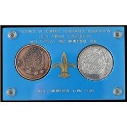 Quebec Numismatic Association