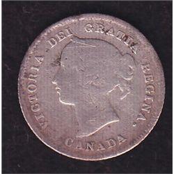 1875 Five Cent