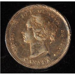 1885 Five Cent