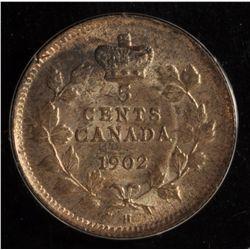 1902H Five Cent