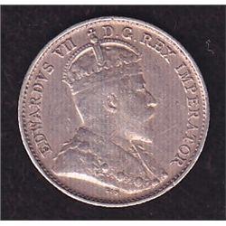 1908 Five Cent