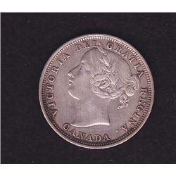 1858 Twenty Cent