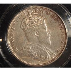 1902H Twenty Five Cent