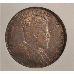 1910 Twenty Five Cent