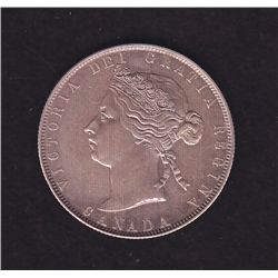 1870 LCW Fifty Cent