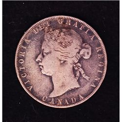 1871 Fifty Cent