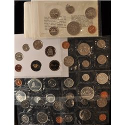 Lot of 16 Proof Like Sets